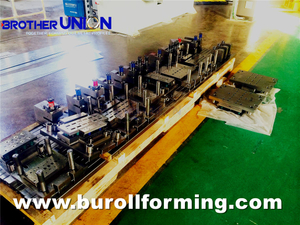 Press & Punch TOOLING in Roll Forming Process05