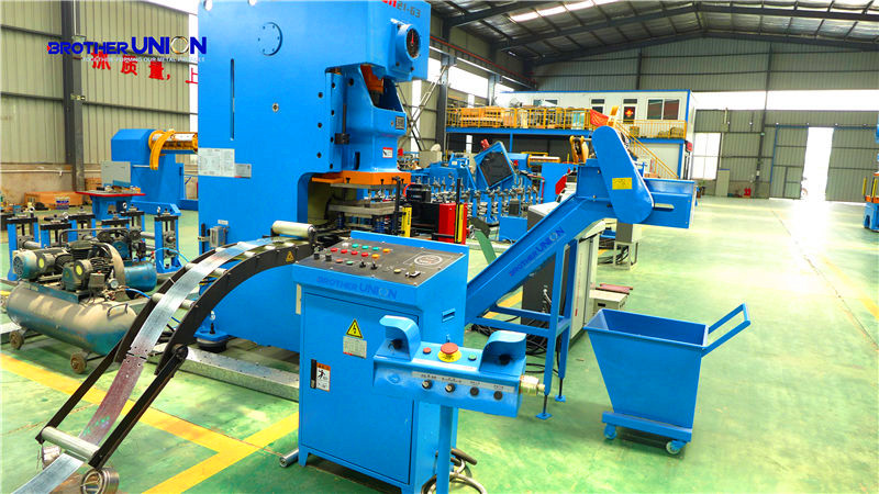 Shelving & Racking Beam Roll Forming Line