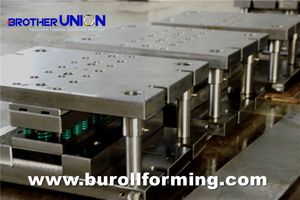 Press & Punch tooling in Roll Forming Process13