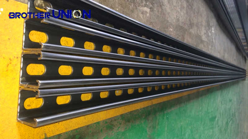 Unistrut Channel Roll Forming Machine
