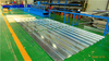Galvanized Steel Door Frame Roll Forming Line