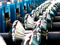Rollers for Roll Forming Machines produced by Brother Union Machinery